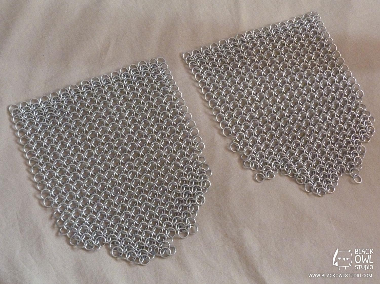 Aela la Chasseuse - Cotte de maille