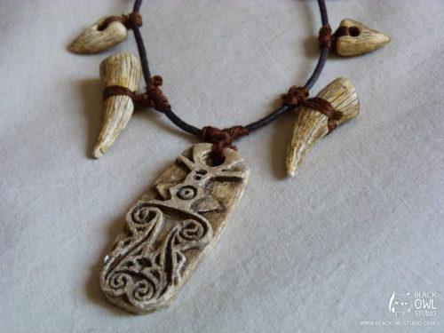 Amulette de Gauldur terminée