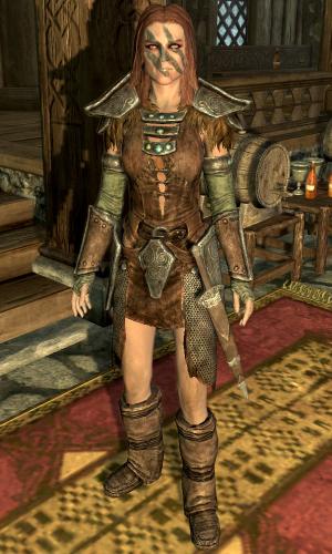 Aela the Huntress - Model