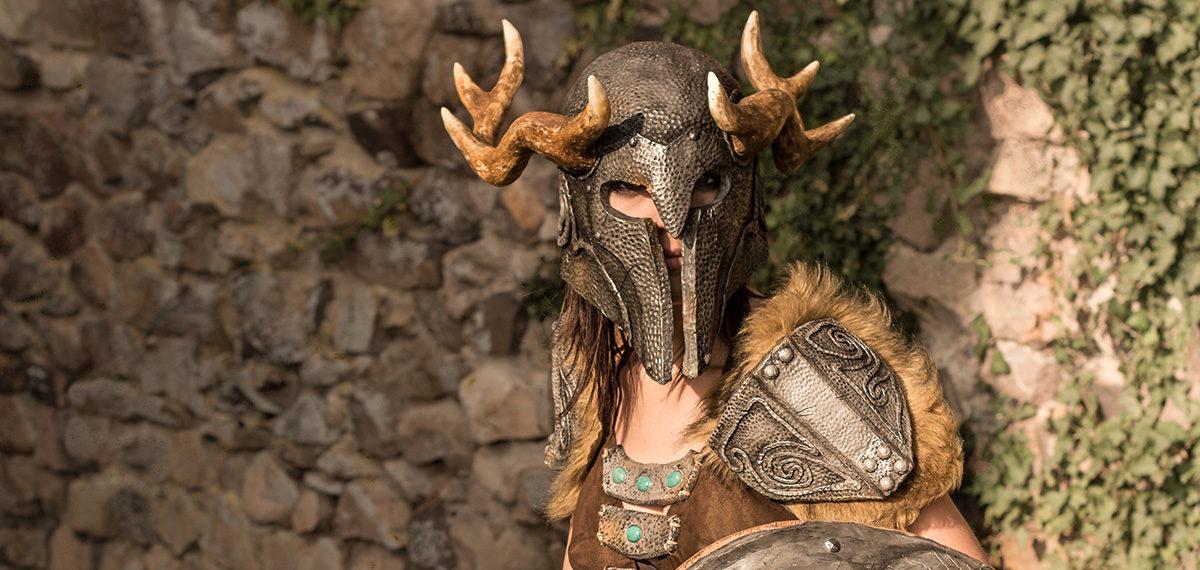 Cosplay: Aela the Huntress