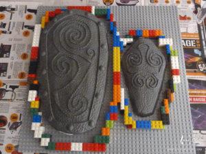 Armorpieces plastiline