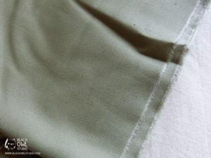 Tissu vert