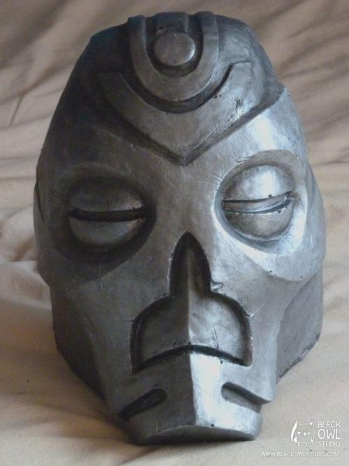 Vokun dragonpriest mask