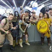 Avec les Ghostbusters !