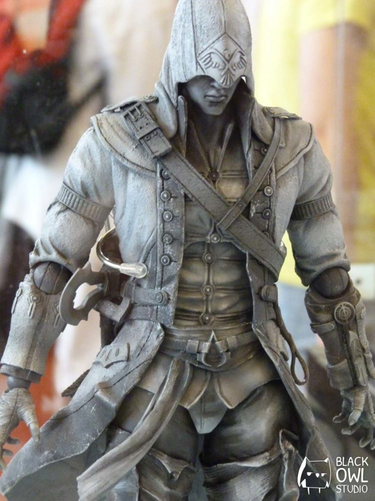 Figurine Assassin's Creed au stand Square Enix