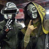 Vokun et Daft Punk
