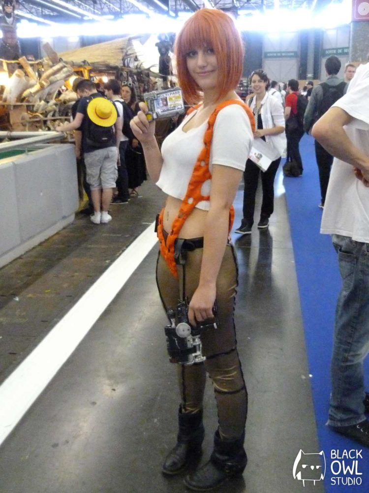 Leeloo Dallas Multipass !