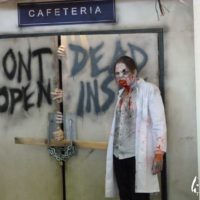 Les zombies approchent