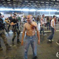 Convoi de zombies