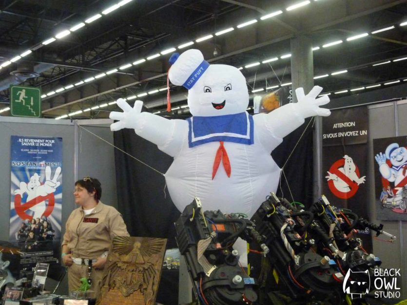 Ghostbusters !