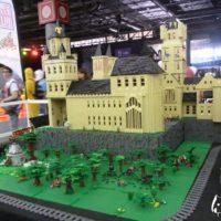 Poudlard en Legos