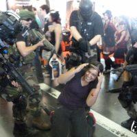 Ultra-violence à la Comic Con