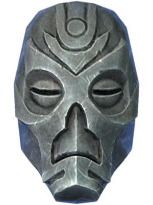 Vokun mask - model