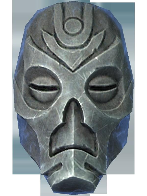 Masque de Vokun - modèle