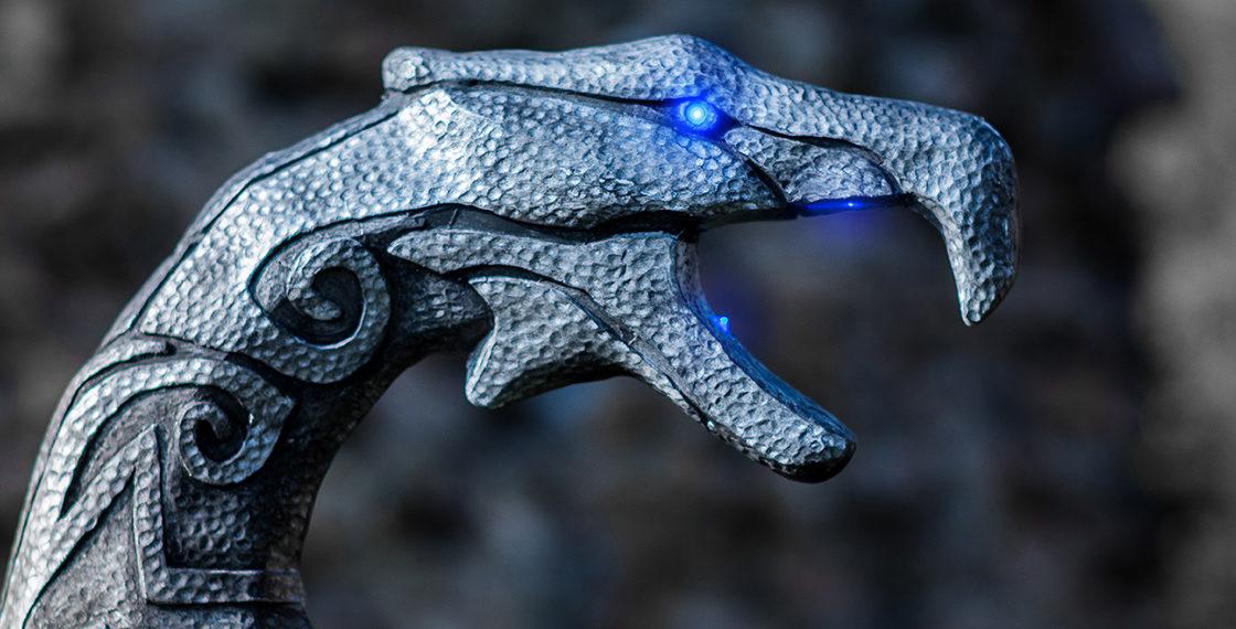 Bâton de Prêtre-Dragon