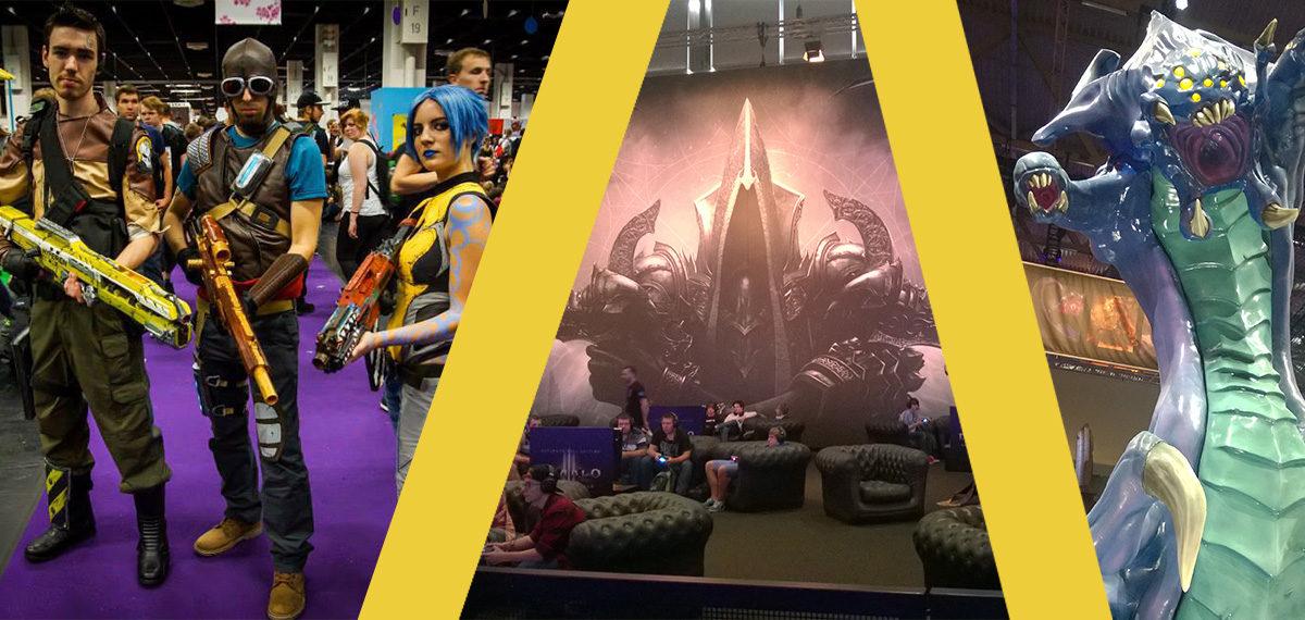 Récap : Gamescom 2014