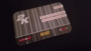 Douce carte VIP, que tu nous as rendu service !