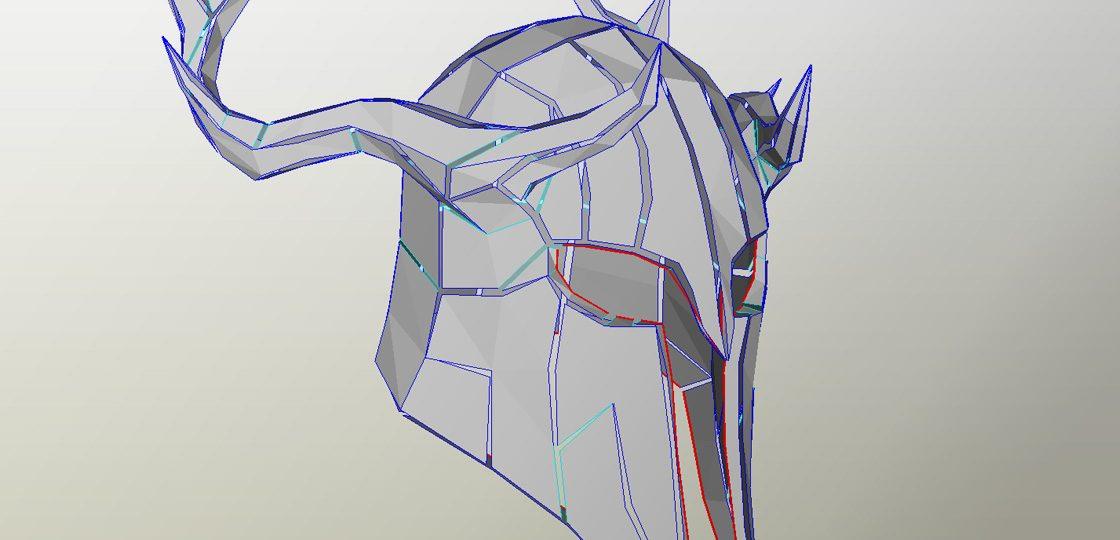 Tutorial: How to use Pepakura Designer software | Black Owl