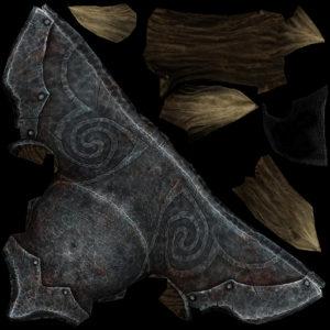 Texture Casque