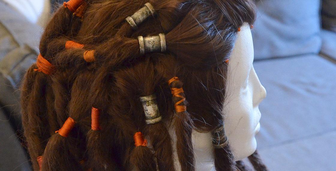 Tutoriel : Créer des dreadlocks sur une perruque