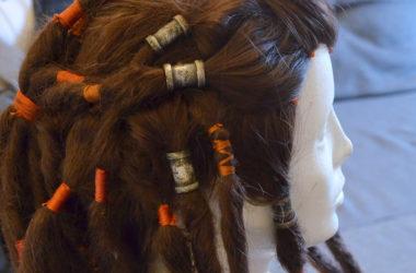 Wig dreadlocks