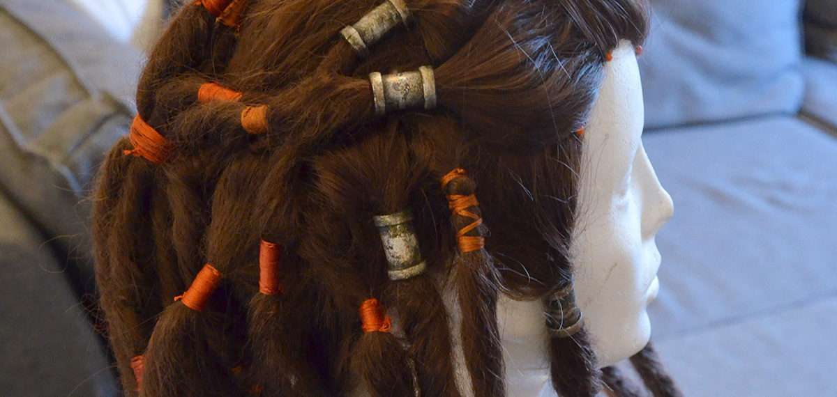 Tutorial: How to make dreadlocks on a wig