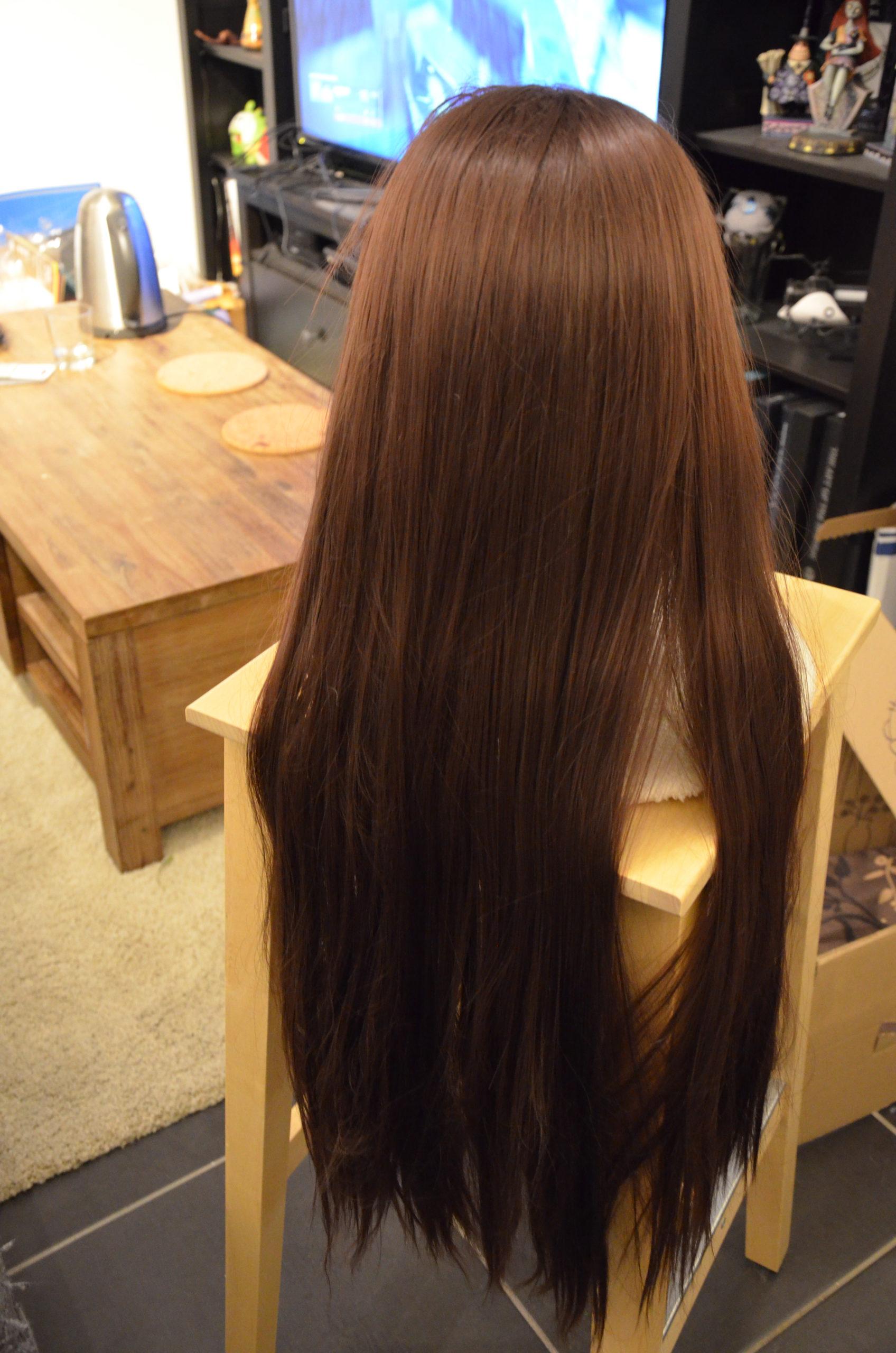 Arda Wigs Tauriel Dark Brown 076