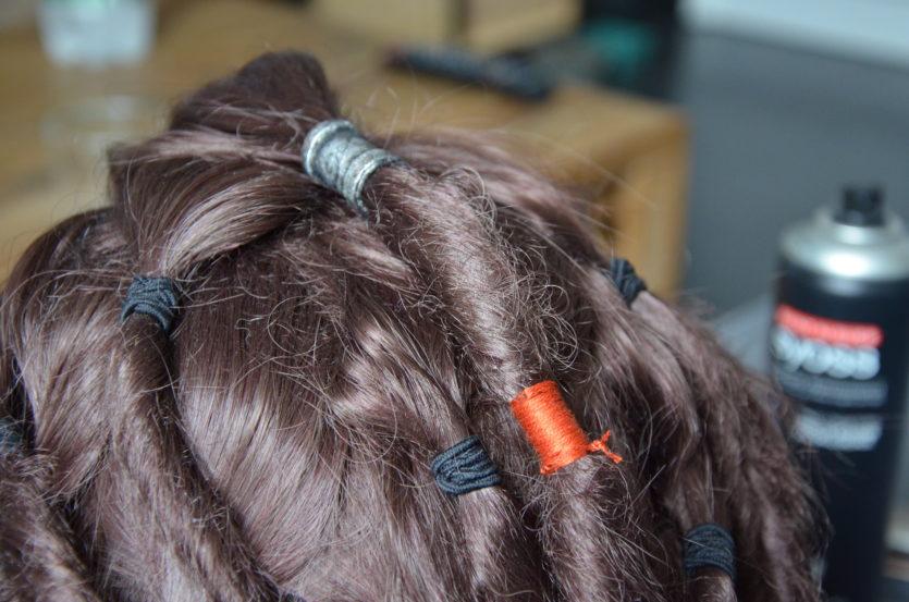 Accessoires perruque