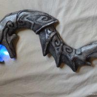Baton de pretre dragon