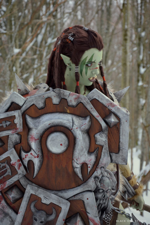 Hearthstone Cosplay