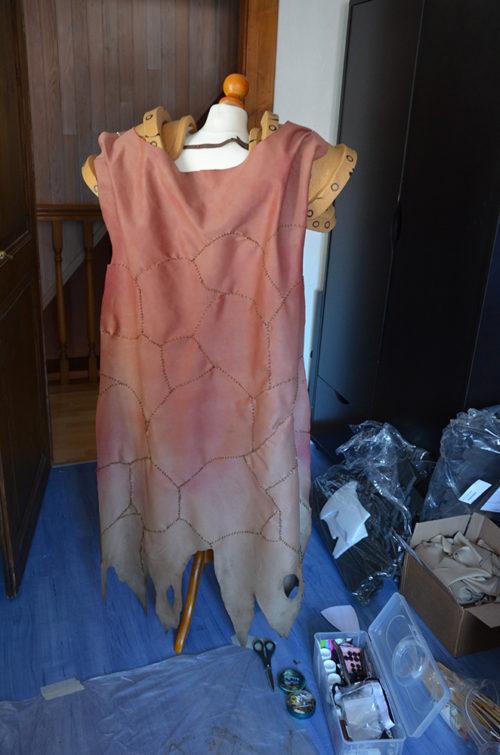 armor cloak