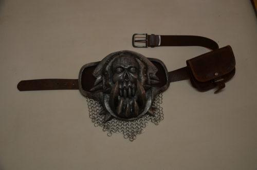 Worbla Belt (front)