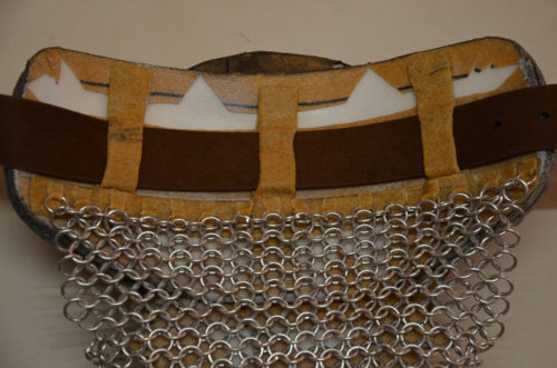 Belt loops and chain mail