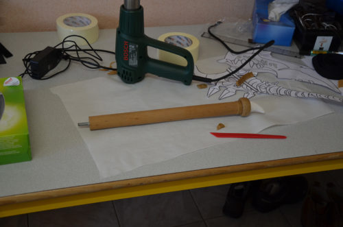 wood body weapon