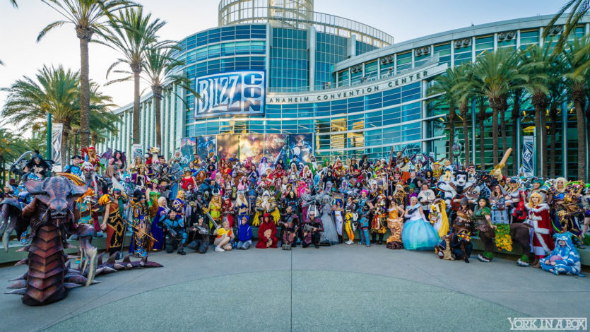 Blizzcon 2015 Cosplays