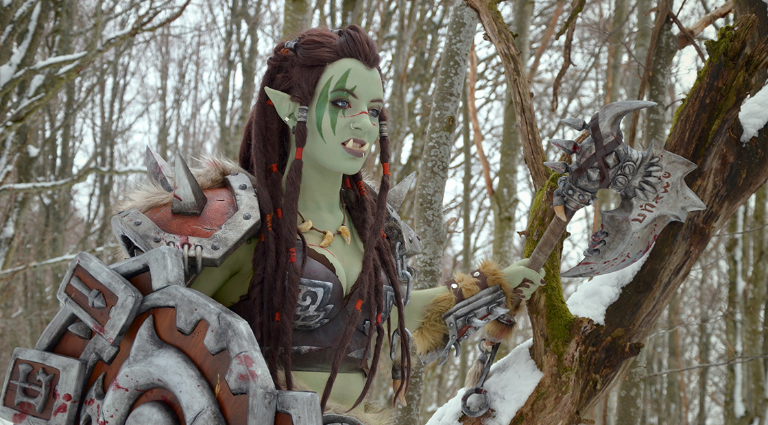 Warsong Commander: Making-of