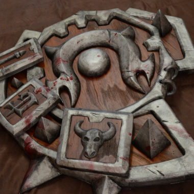 Warsong shield