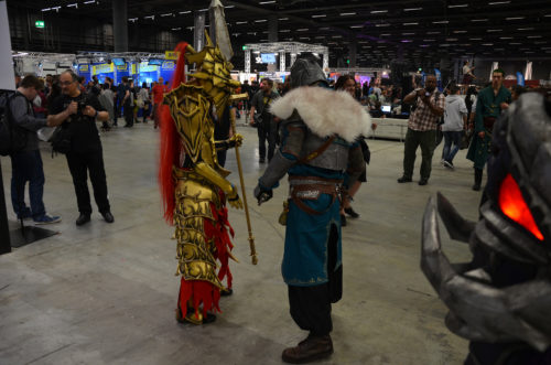 De beaux cosplays Dark Souls