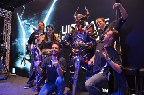 Photo sur le stand Medion - Ultimate Gaming