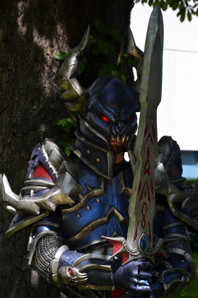 Black Knight shooting
