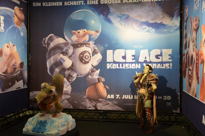 Age de glace fantasy basel