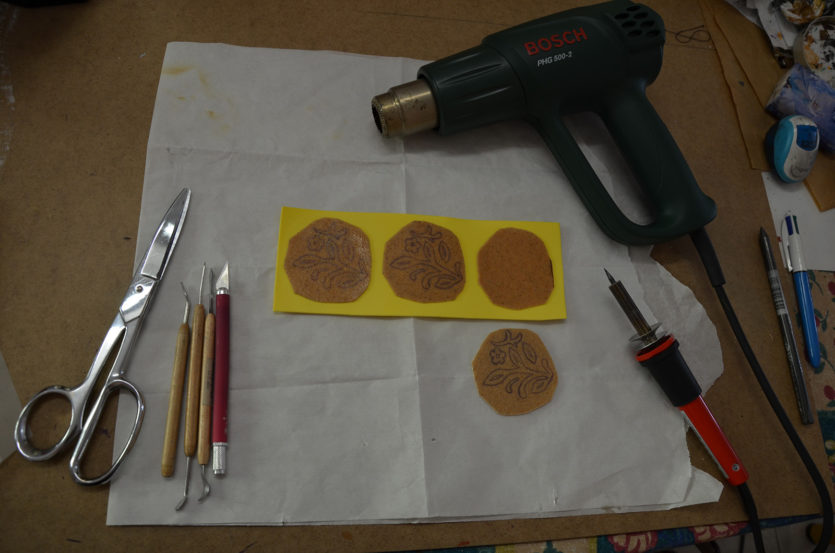 worbla tools