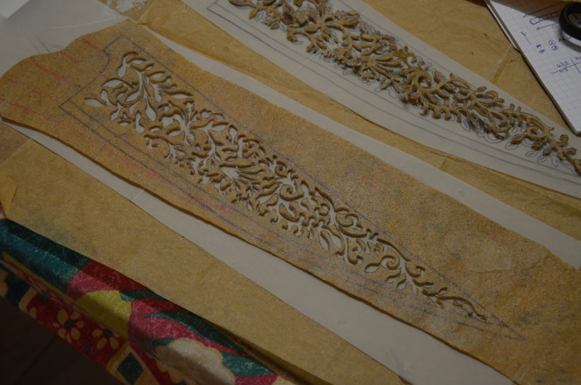 worbla cutting