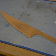 blade medium sanded