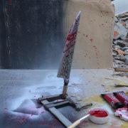 vorpal blade blood