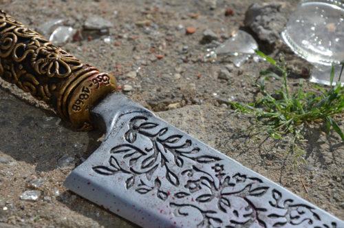 vorpal blade replica