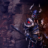cosplay death knight