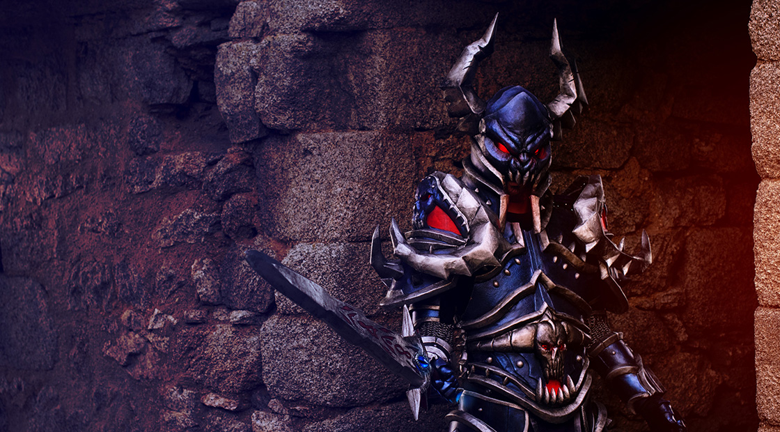 Black Knight: Making-of