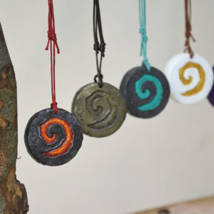 Hearthstone pendants