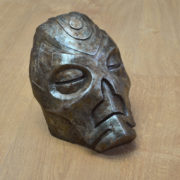 Dragon Priest mask Hevnoraak Skyrim